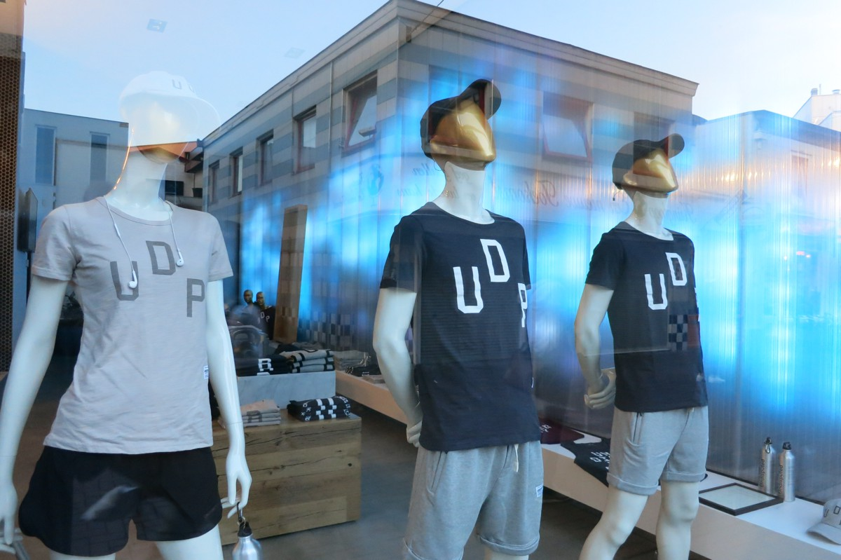 verlichting kledingwinkel undisputed