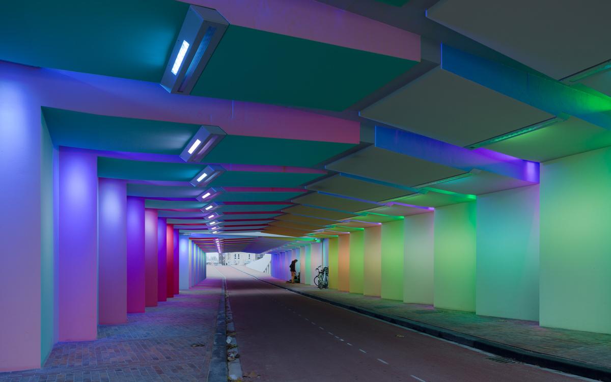 Programmering Kostverloren tunnel, Zutphen - fosfordesign.nl
